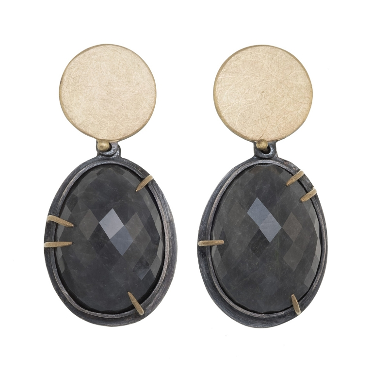 E98 grey quartz drop earrings Photo h_webster-5890.jpg